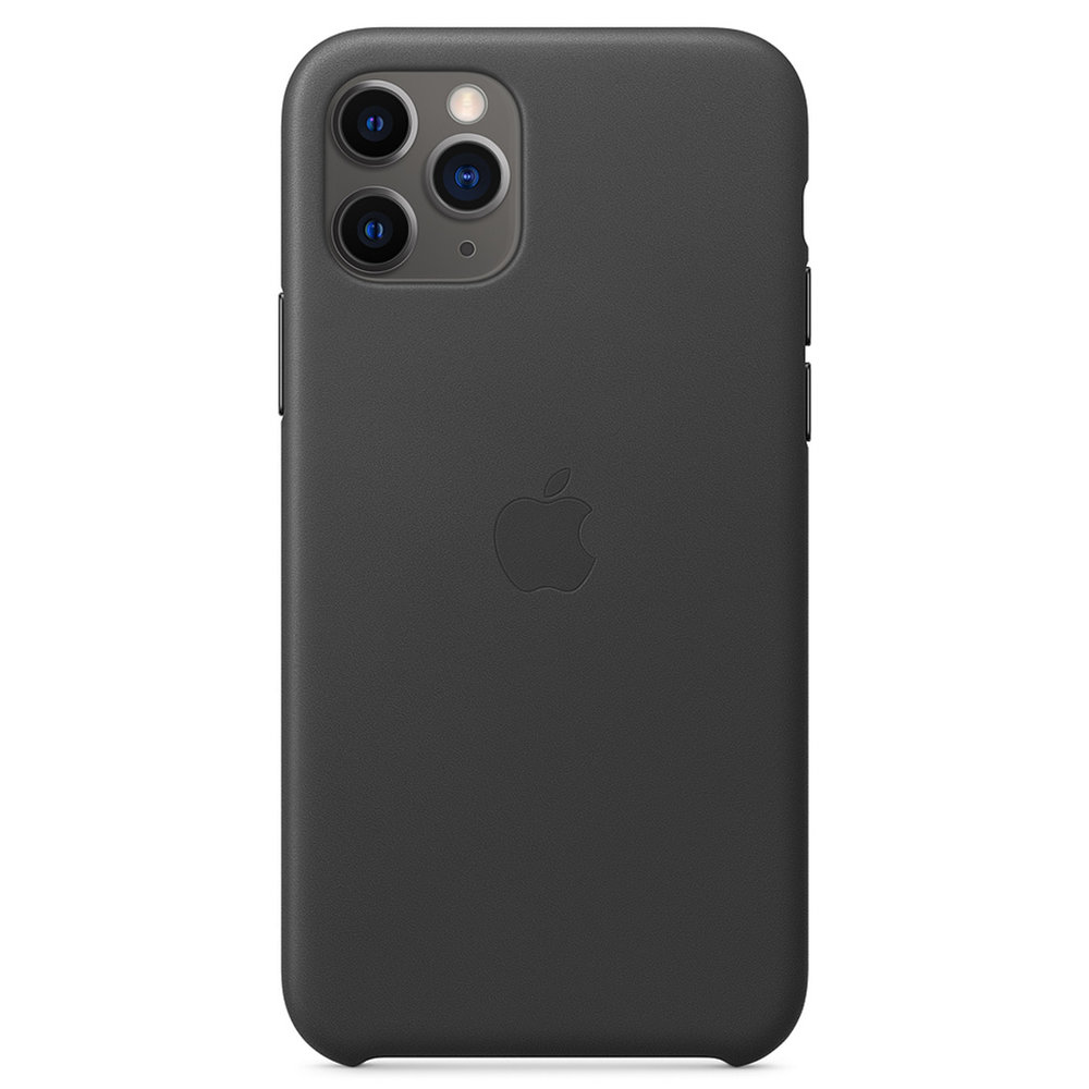 iphone-11-pro-hoesje-apple-leather-backcover-voor