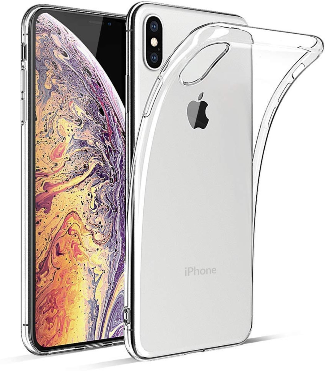 iphonexs clear backcover