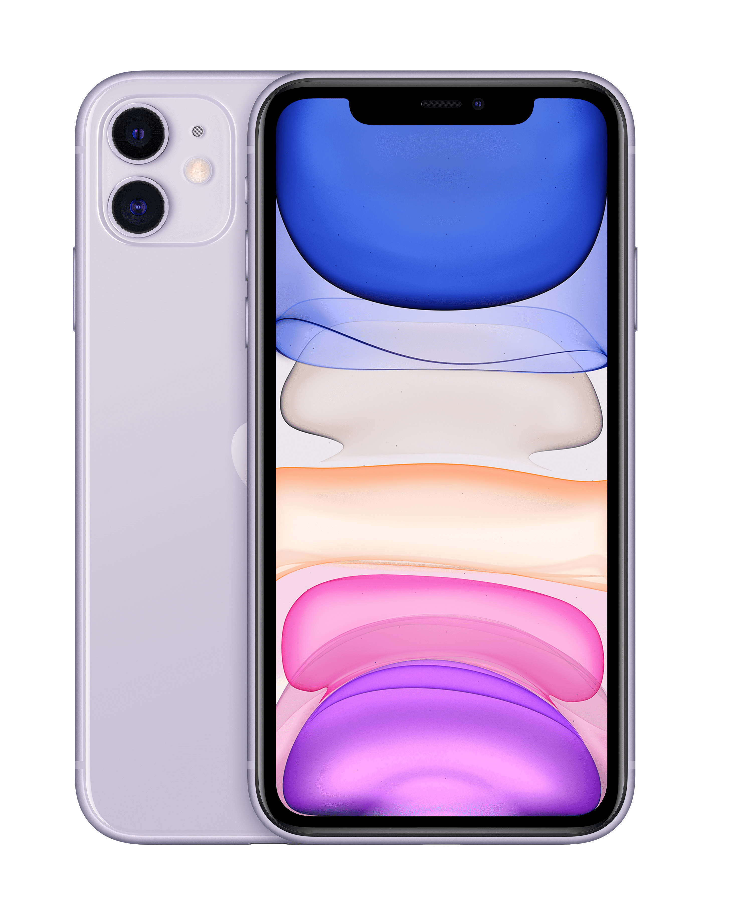 iphone 11 paars