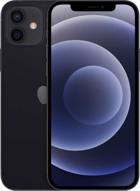 iphone 12 zwart